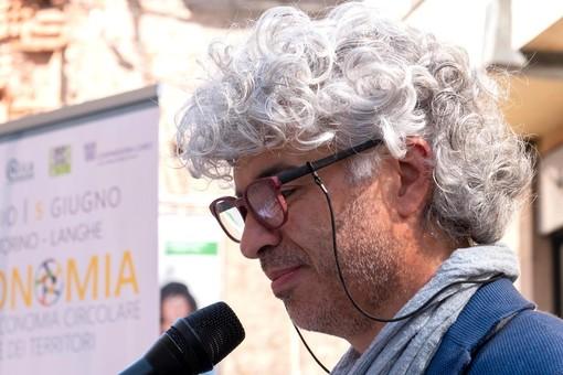 Roberto Cavallo, direttore della rassegna insieme a Roberto Della Seta