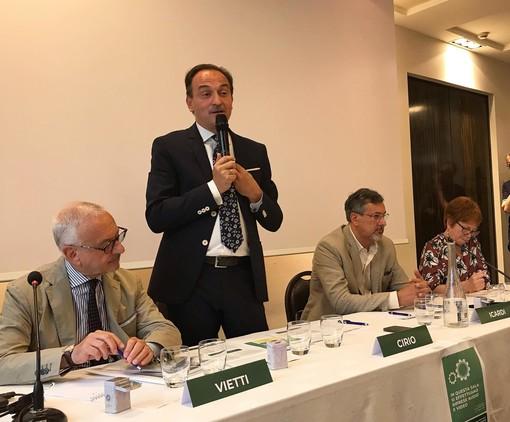 """Sanità in Piemonte, Alberto Cirio: """"Priorità risolvere il problema delle liste d'attesa"""""""