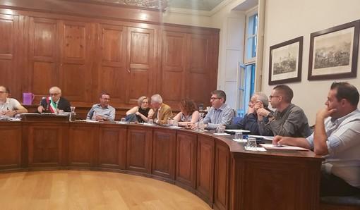 Sommariva del Bosco, il confermato Pessione ha presentato la squadra in Consiglio comunale