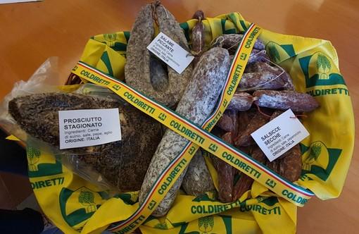 """L'etichetta """"made in Italy"""" dei salumi è realtà: la soddisfazione di Coldiretti Cuneo"""