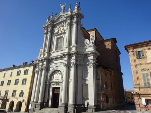 Bra, raccolta di offerte per concorrere alla spesa di restauro della facciata di Sant'Andrea