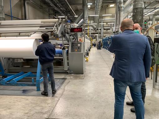 Miroglio Textile chiude la Stamperia di Govone: 140 persone collocate in cassa integrazione