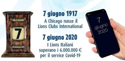 Buon compleanno Lions Clubs International! Da 103 anni al servizio della collettività