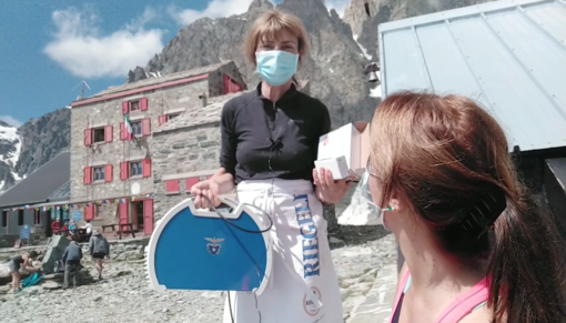 """""""Al Quintino Sella assicureremo sempre un piatto di pasta o polenta agli alpinisti che tornano dal Monviso"""" (VIDEO)"""