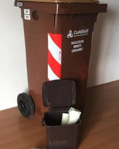 Guarene introduce il sacchetto conforme e la raccolta porta a porta