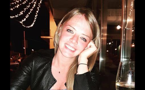 Samanta Pascuzzi, la giovane vittima dell'incidente verificatosi stamane a Bagnolo