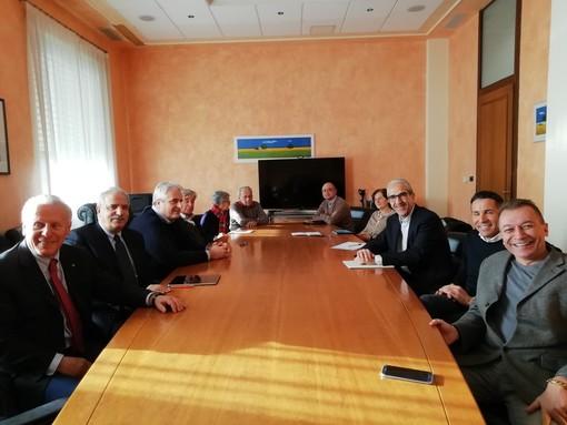 La riunione del tavolo di lavoro