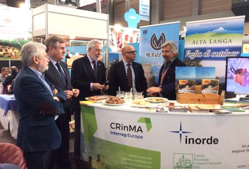 Promozione in Galizia per i prodotti tipici dell'Alta Langa