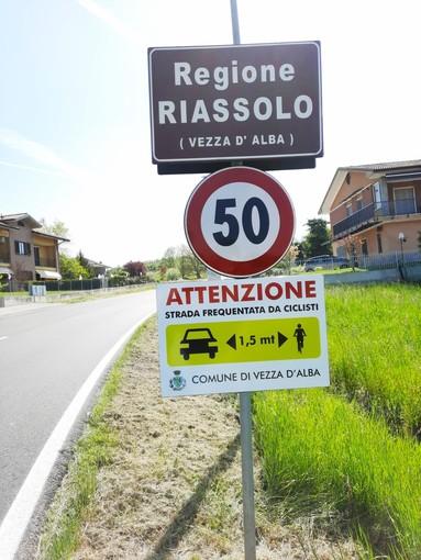 Vezza d'Alba, ordinanza del sindaco per la chiusura delle scuole e strade interessate dal Giro d'Italia