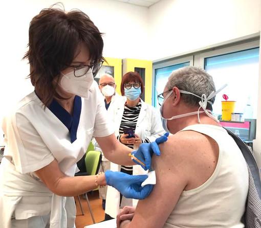 Verso i 2mila vaccinati tra l'ospedale di Verduno e le case di riposo di Langhe e Roero