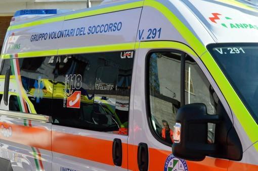 """Caduto dalla mountain bike e soccorso dai volontari 118: """"A loro il mio grazie"""""""