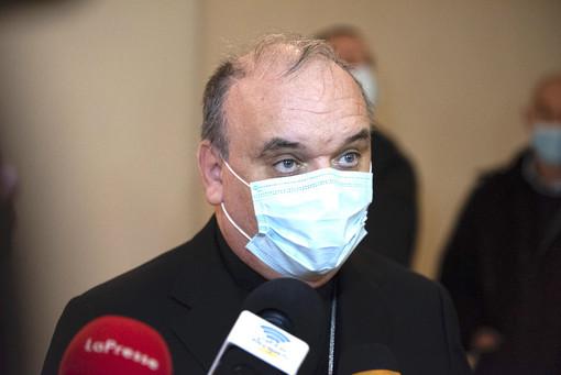 Monsignor Marco Brunetti (foto Barbara Guazzone)