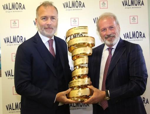 Paolo Damilano (a sinistra), col fratello Mario