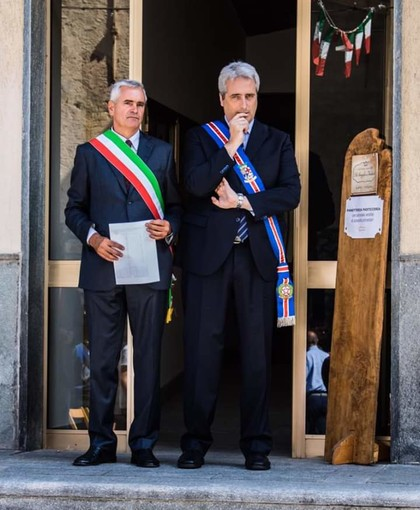 Bruno Viale e Federico Borgna