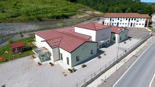 """Il Micronido """"I Cuccioli"""", in frazione Borgonuovo (Ph. Comune di Vezza d'Alba)"""