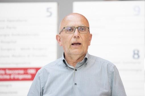 Il direttore generale dell'Asl Cn2 Massimo Veglio (Foto di Barbara Guazzone)