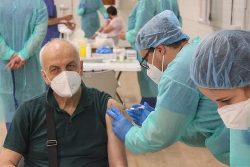 Domani la campagna vaccinale piemontese entra nel suo ottavo mese