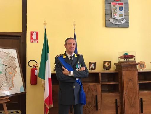 Il colonnello Luca Albertario