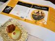 Il dolce RoLa, sullo sfondo della copertina del nuovo libro di Mauro Rivetti