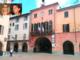Nei riquadri Maria L'Episcopo e Ylenia Cane, le consigliere appena uscite dal gruppo Lega Salvini Premier