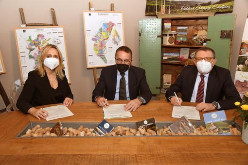 Banca d'Alba e Consorzio Turistico insieme per sostenere la ripartenza del turismo nelle terre Unesco