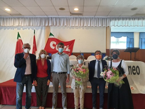 La Cgil di Cuneo ha una nuova Segretaria Confederale