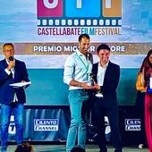 """82 premi per il corto """"Triangle"""" dell'attore cuneese Andy Barreca"""