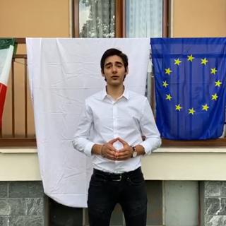 Il presidente della Consulta Provinciale degli Studenti Alessio Scavino