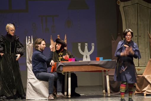 """Con """"La favola di Eclod"""" arriva al capolinea la Rassegna """"Famiglie a Teatro"""" ad Alba"""