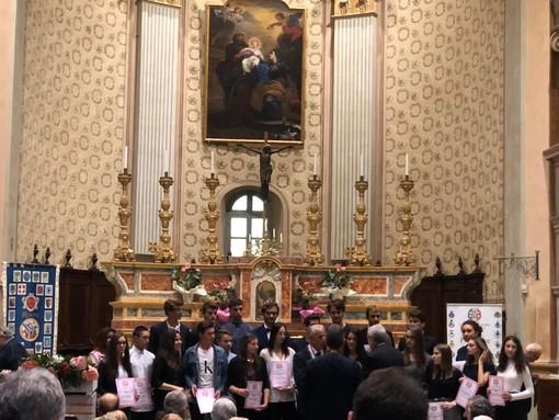 Premiata Francesca Salemi: è la migliore alunna dell'Istituto Velso Mucci di Bra, indirizzo alberghiero - pasticceria
