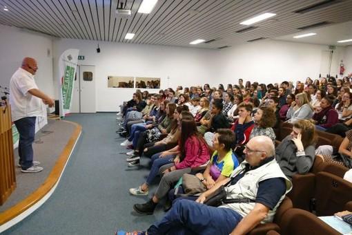 Millecinquecento studenti della provincia di Cuneo a lezione di educazione e sicurezza stradale con l'Aci Cuneo