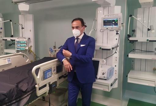 """Le scuse di Cirio a medici e infermieri: """"Basta tagli alla sanità, non deve più succedere"""" [VIDEO]"""