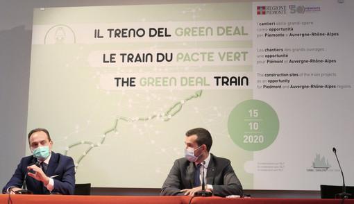 """Grandi opere, Cirio sposa il green: """"Per troppo tempo abbiamo lasciato i temi ambientalisti a chi si oppone alle infrastrutture"""""""