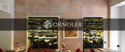 Ad agosto il Cornoler vi aspetta con un menù che racconta i prodotti di questa splendida stagione