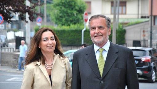 Gianna Gancia e Roberto Calderoli