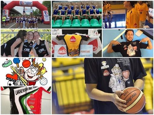 AIDO Piemonte con lo sport nel cuore per la vita