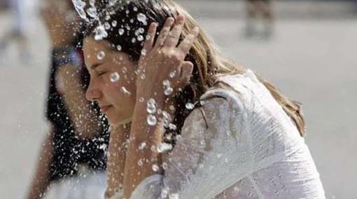 Sulla Granda la prima vera ondata di calore dell'estate: temperature alte e tanta afa