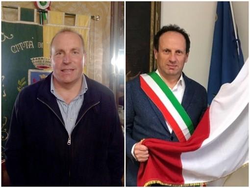 Si prospetta un terzo mandato per il sindaco di Dronero Livio Acchiardi e per il primo cittadino di Borgo San Dalmazzo Gian Paolo Beretta?