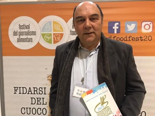 """Festival del Giornalismo Alimentare, Porchia: """"Vi racconto i Ristoranti della Tavolozza e i progetti Food di Morenews"""""""