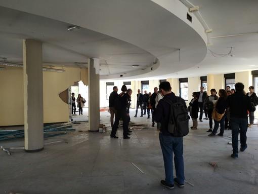 Il Pala Ubi Banca al Rondò Garibaldi dal 2020 sarà il cuore della Città dei Talenti, lo spazio dedicato all'orientamento precoce (FOTO)