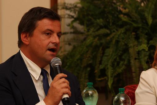 Carlo Calenda ospite alla Fondazione Mirafiore con una lectio magistralis sulla crisi dell'Occidente