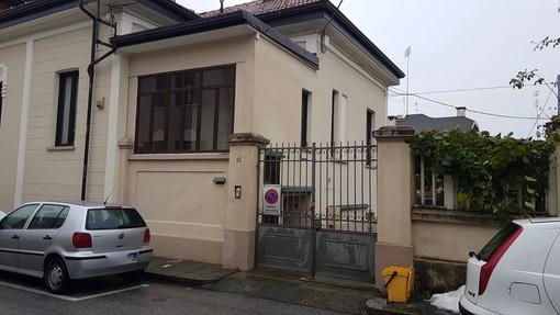 La casa dove è avvenuta l'aggressione