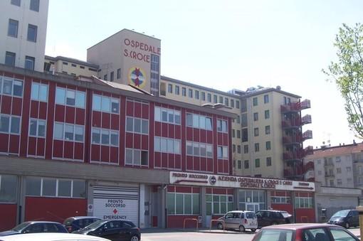 I ringraziamenti di un bimbo di 9 mesi al personale di Pediatria di Cuneo