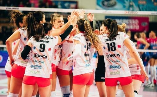 Volley femminile Serie A: Cuneo e Mondovì, domande di iscrizione ai prossimi campionati regolarmente presentate