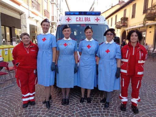 Bra, ad agosto il Comitato locale della Croce Rossa Italiana è… aperto per ferie