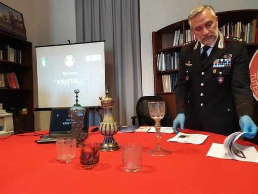 Da Dusseldorf al Piemonte, beni storici della Germania recuperati dai Carabinieri dopo vent'anni (VIDEO)