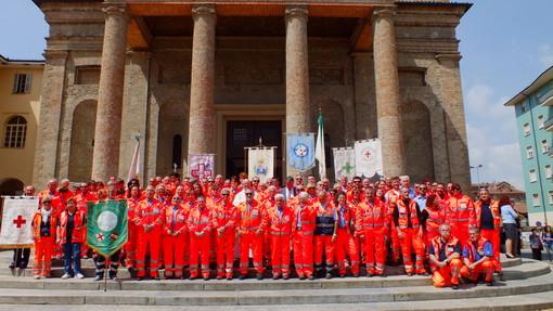 Dogliani, l'Associazione Volontari del Soccorso spegne 40 candeline