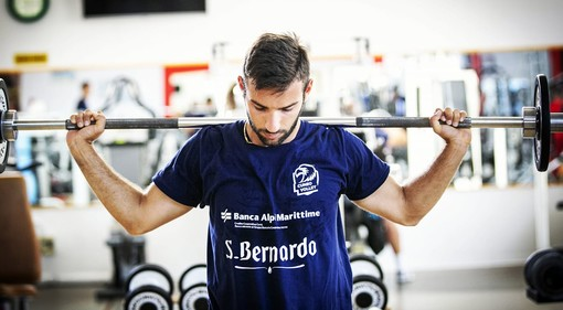 Volley maschile: il libero di Cuneo Damiano Catania tra gli azzurri convocati all'Europeo U20