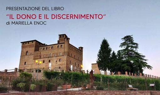 """Grinzane Cavour: Marinella Enoc presenta il libro """"Il dono e il discernimento"""""""