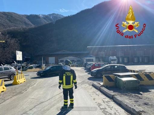 Ancora ferma la produzione allo stabilimento Fonti Sant'Anna di Vinadio